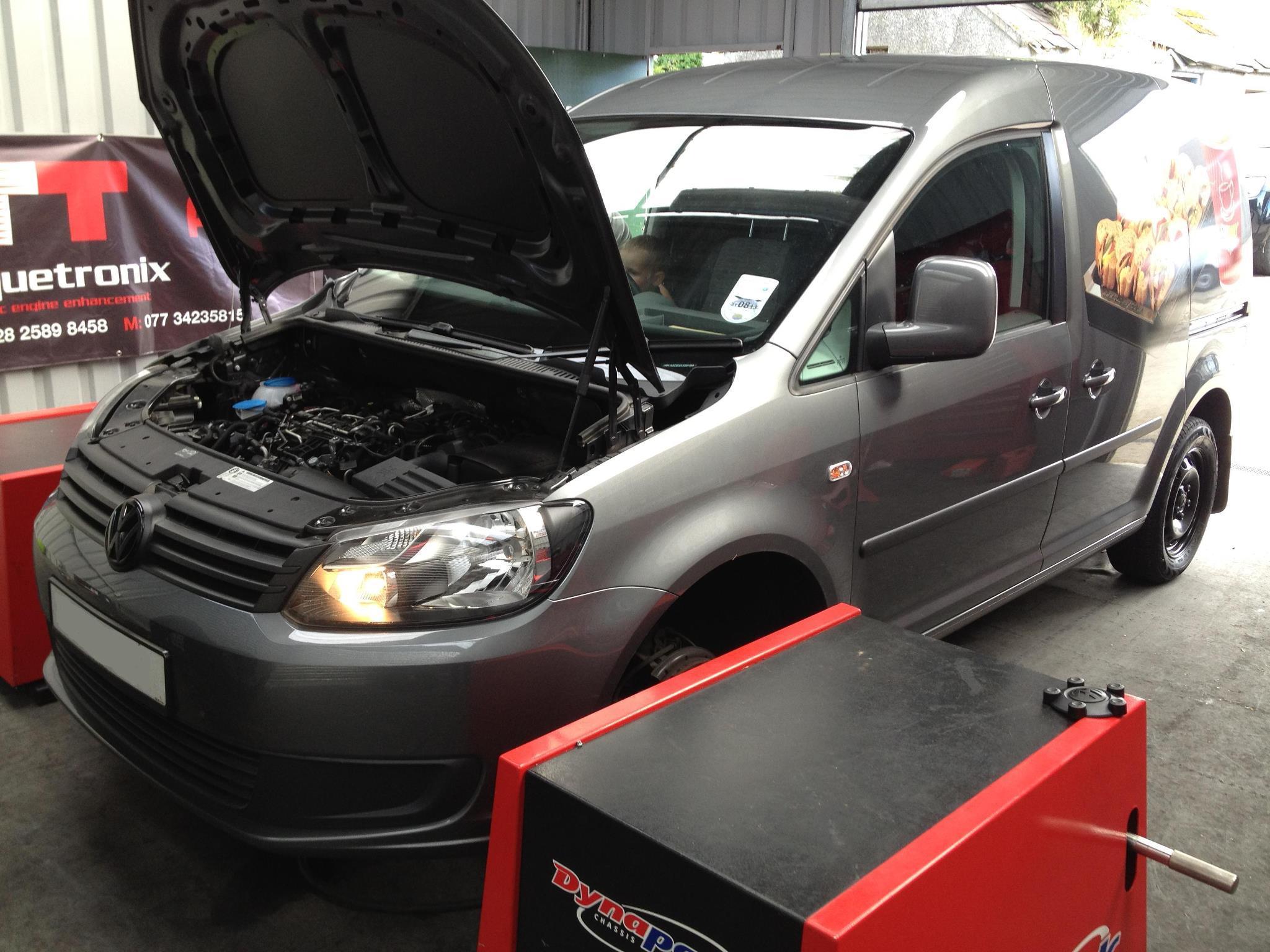 VW Caddy 1.6TDI 2012