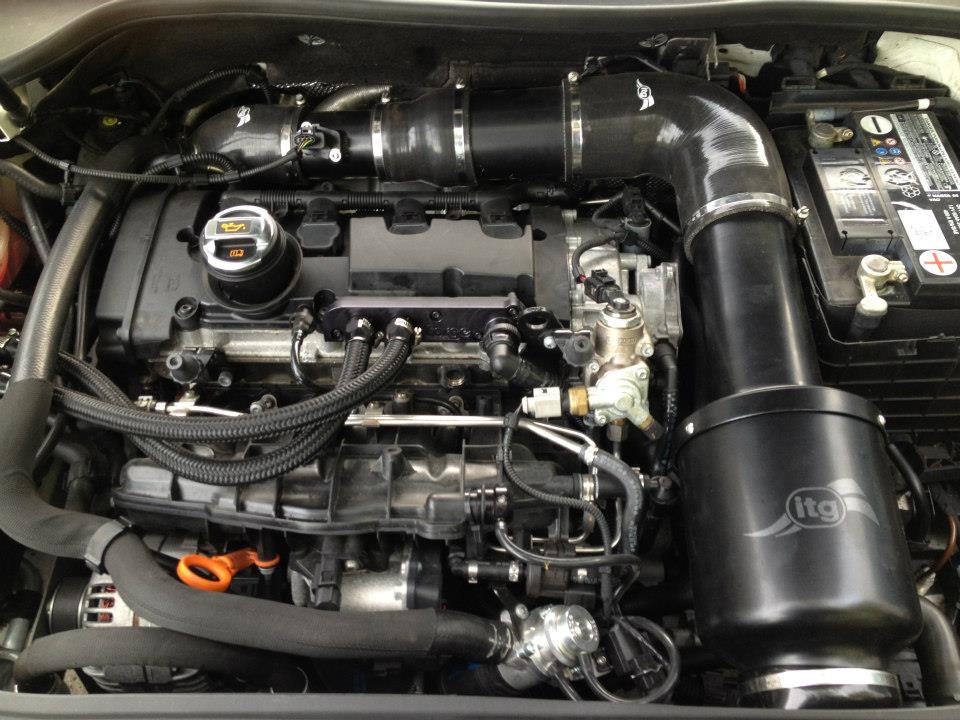 High Pressure Fuel Pump TFSI