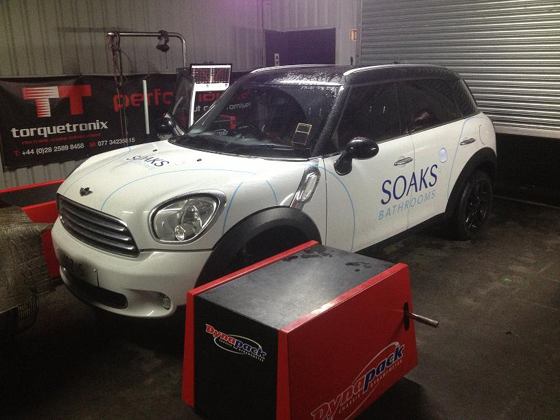 New Mini Cooper Diesel Remap